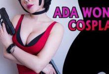 粉丝自制生化危机2复刻版中ADA WANG的服装